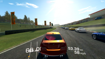 Real Racing 3 Track Clogs Up Repeatedly