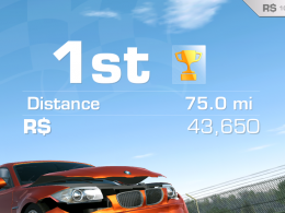 Real Racing 3 Endurance Price Money